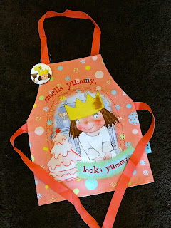 Little Princess, Milkshake!, children apron