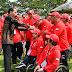 Presiden Jokowi Lepas Kontingen Indonesia untuk Asian Para Games 2018
