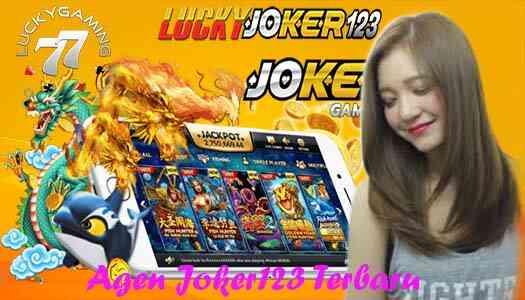 Agen Joker123 Terbaru Game Slot Terbaik Situs LuckyJoker123