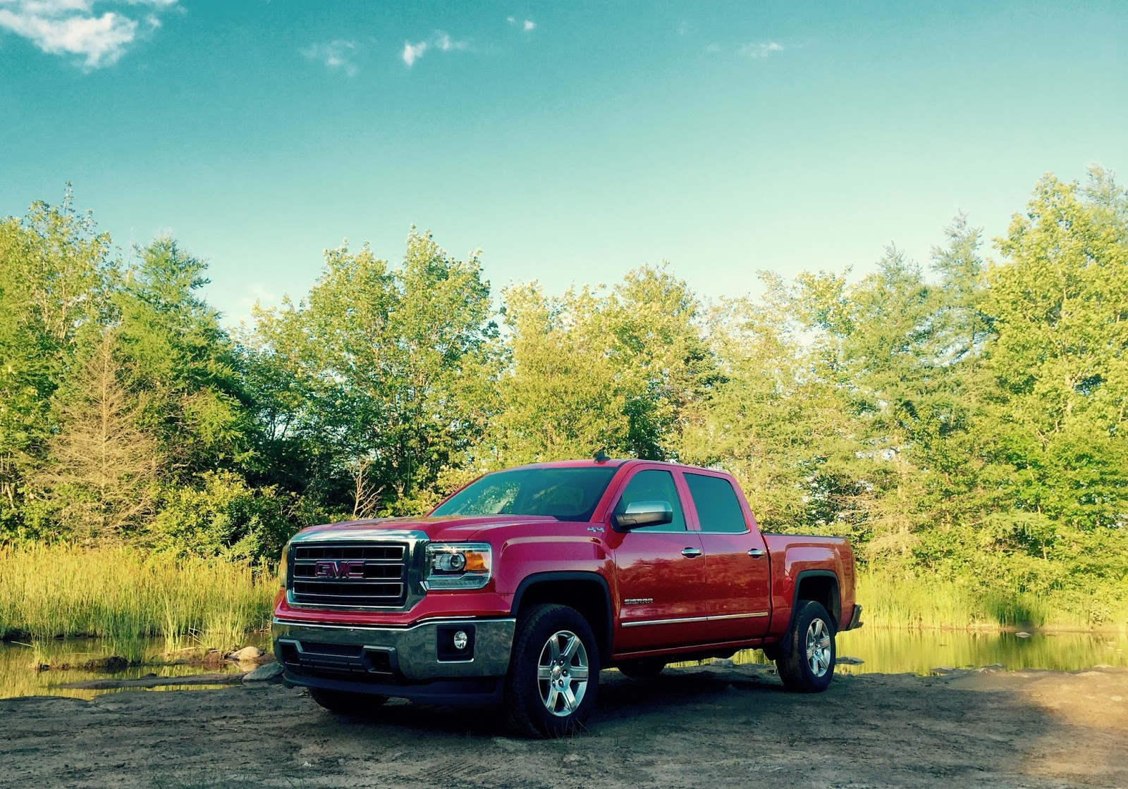 L86 EcoTec3 6 2L Engine Review: 2015 GMC Sierra 1500 4×4