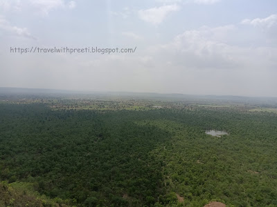 Najara View Point, Damoh