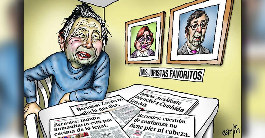 Carlincaturas Martes 10 Octubre 2017 - La República