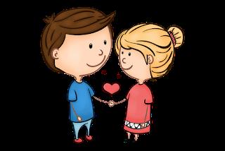 nice love dp