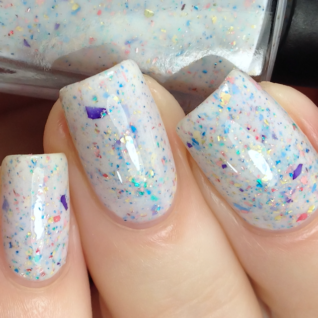 Rogue Lacquer-Rainbow Ice Ice Baby