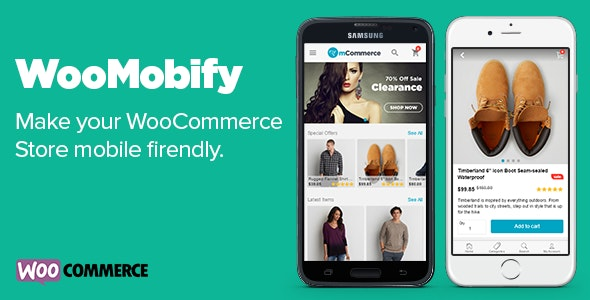 WooMobify v1.5.9.1 - WooCommerce Mobile Theme