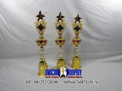 Piala Marmer dan Plastik Tulungagung | Model Piala Kejuaraan