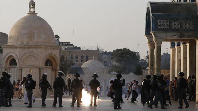 Israel prohíbe acceso de hombres menores de 50 años a Al-Aqsa