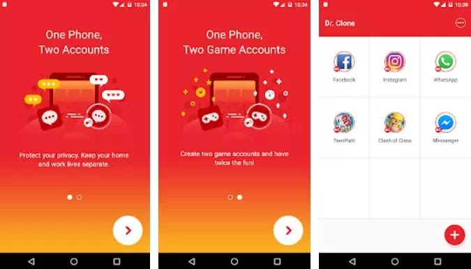 Aplikasi clone terbaik Android-6