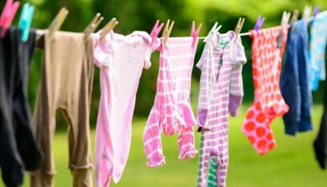 Cara Agar Baju Cepat Kering Tanpa Mesin Cuci