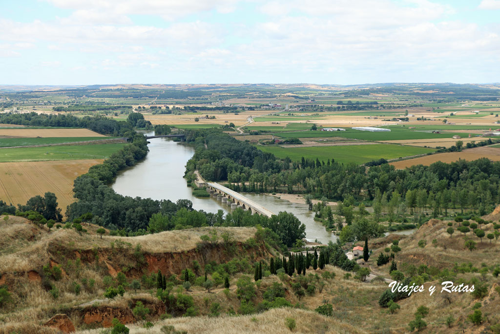 Río Duero, Toro