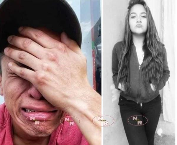 «Me dio mi último beso» dijo el novio de Nancy, víctima del accidente del Metro