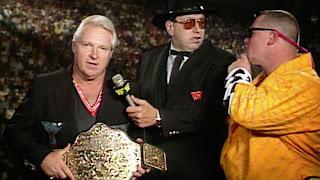Heenan WCW belt
