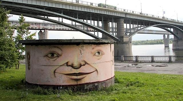 Художник граффити из России, Никита Nomerz 21