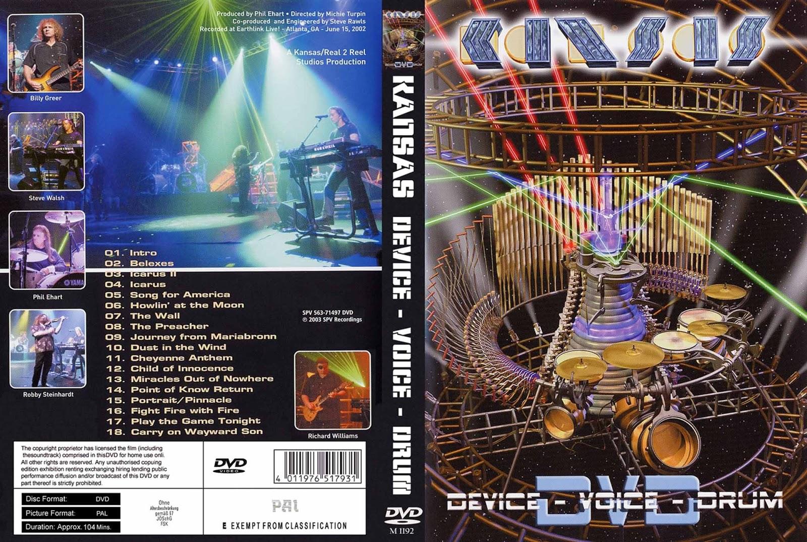 Youdiscoll Kansas Device Voice Drum 2002