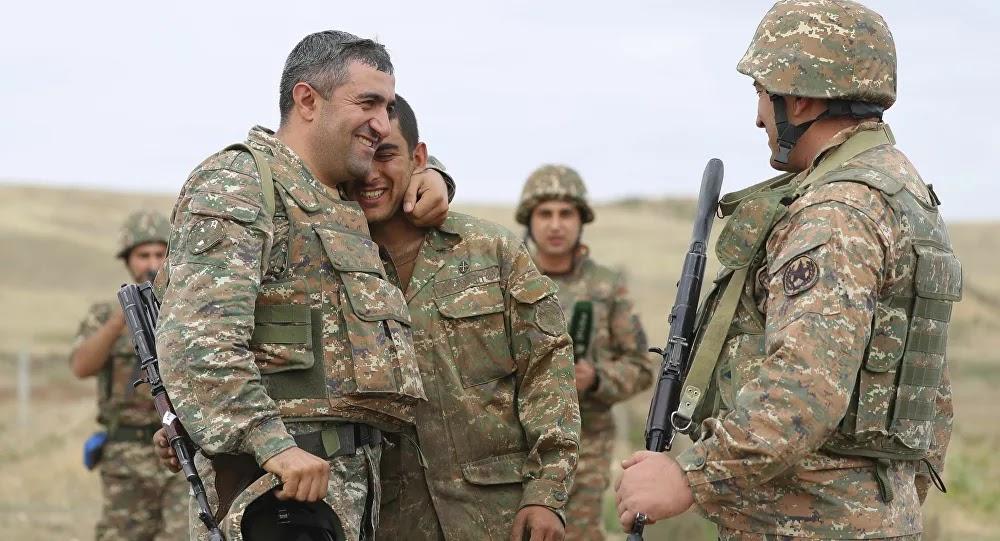 الدفاع الأرمينية تعلن استعداد قواتها بشكل كامل للقتال