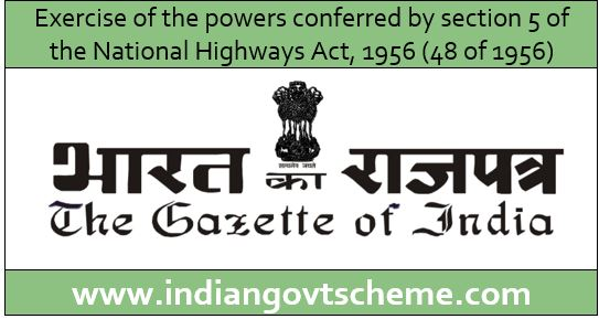 National Highways Act