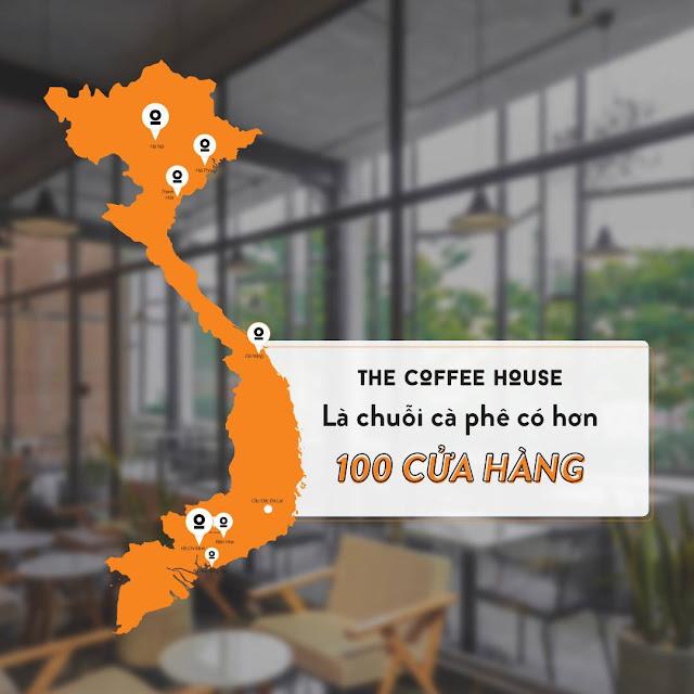 Cách chọn menu the coffe house cà phê việt nam chi tiết nhất