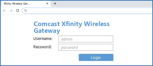 configure your Xfinity Router