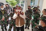 Ganip Warsito Pastikan Kesiapan RSDC Wisma Atlet Hadapi Lonjakan Covid-19