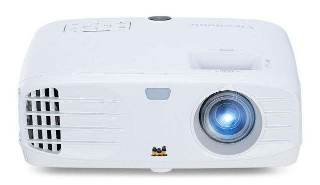 ViewSonic 1080p Projector with 3500 Lumens DLP 3D Dual HDMI