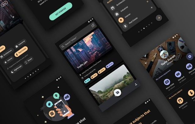 why use dark u for website design darker user interface darkmode background