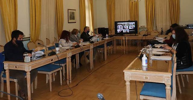 Αποφάσεις για σημαντικά έργα από την Οικονομική Επιτροπή της Περιφέρειας Πελοποννήσου