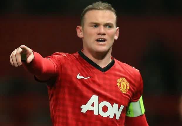 Rooney Kapten Baru MU