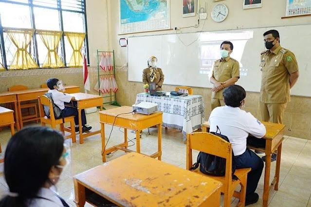 Wali Kota Medan ingatkan jangan ada pungli di lingkungan sekolah