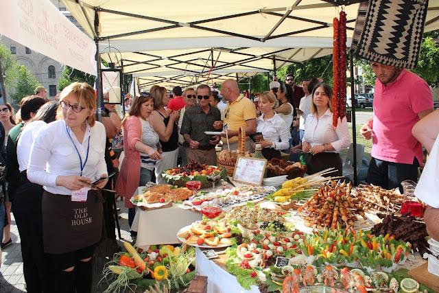 Piden que el 12 de junio se declare Día del cocinero armenio