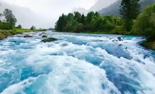 النهر في المنام للامام الصادق