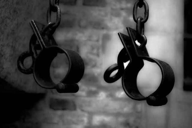 Slavery in Freedom  [poem]