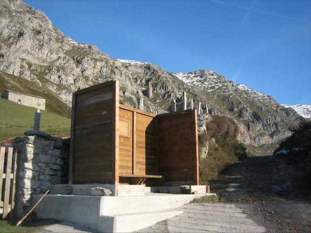 Rutas Montaña Asturias: Pradera Trebes