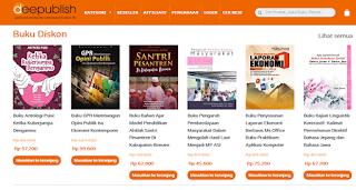 4 Tempat Beli Buku Kuliah Murah Untuk Mahasiswa Jogja