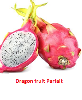 Dragon fruit Parfait Recipe