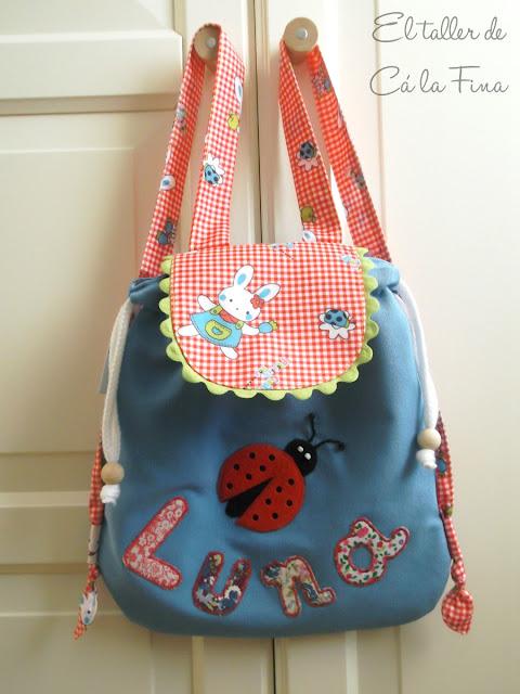 mochilas-guardería-personalizadas