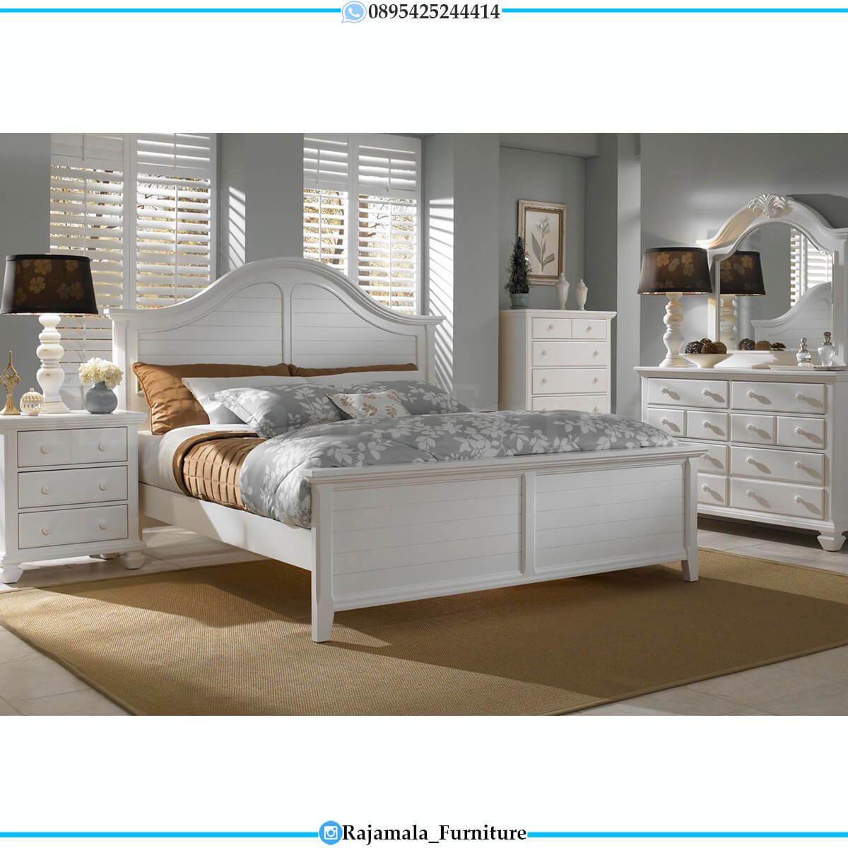 New Style Tempat Tidur Minimalis Furniture Jepara Luxury RM-0642