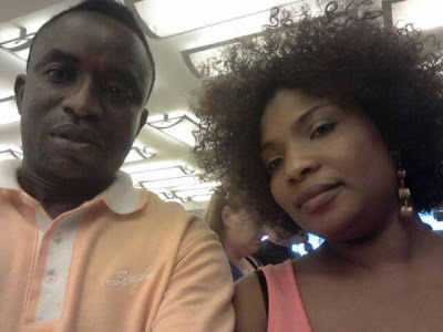 laide bakare ex-husband new born baby
