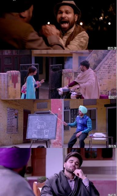 Doorbeen (2019) Full Punjabi Movie Download 480p 720p WEB-DL    7starhd 1