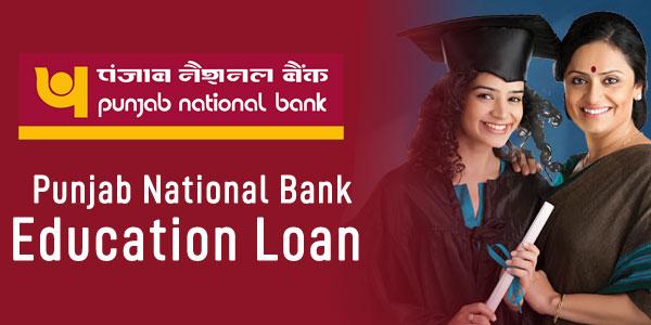 Punjab National Bank Education Loan