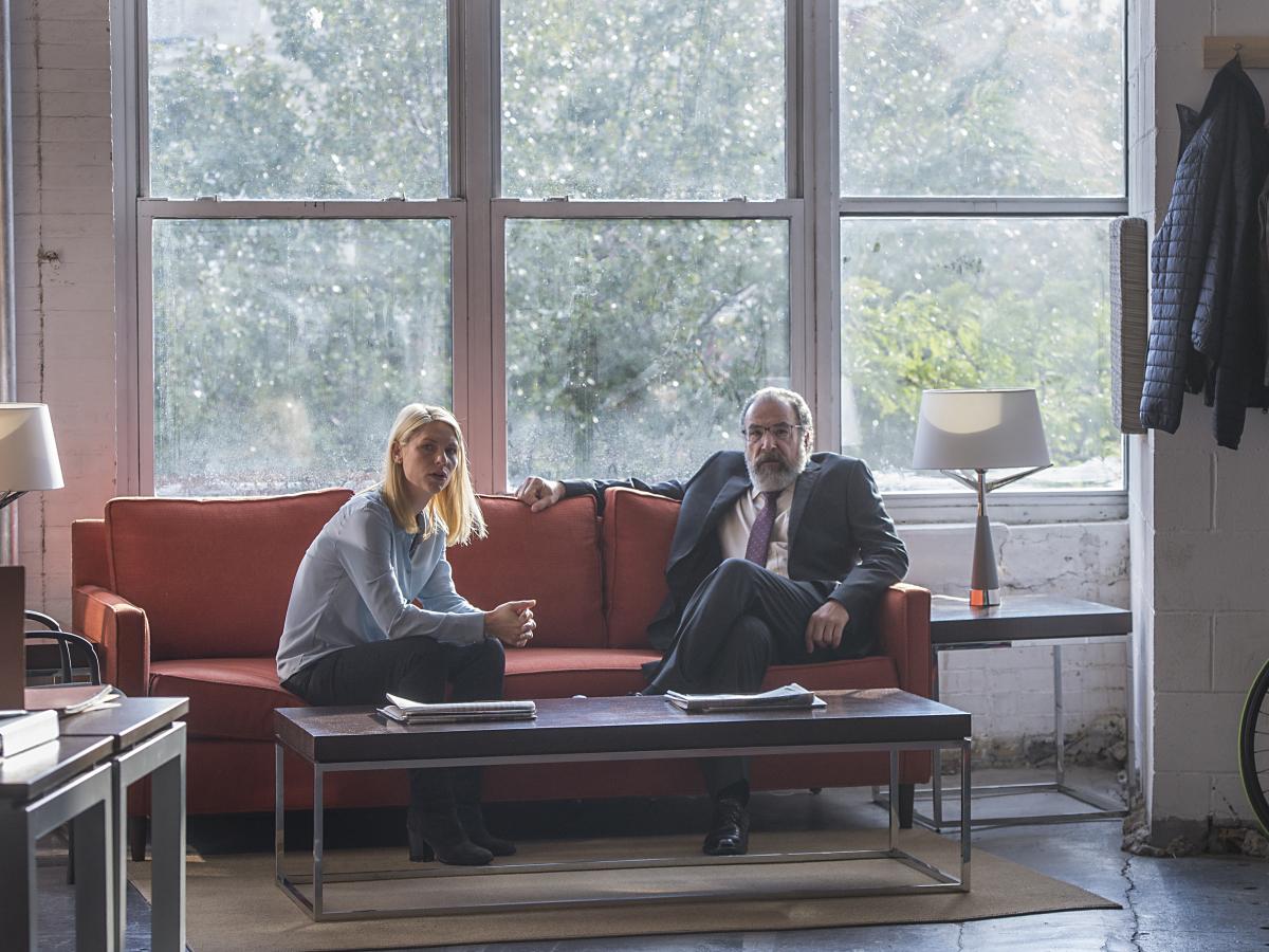 Carrie y Saul se reúnen en el episodio 6x02 de 'Homeland'