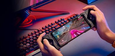 ROG Kunai Gamepad asus rog phone ii
