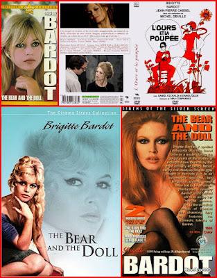 L'ours et la poupée / The Bear and the Doll. 1970. DVD.