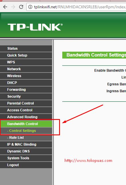 Cara Membatasi Kecepatan Wifi Indihome : membatasi, kecepatan, indihome, Tutorial, Membuat, Sesuatucara, Membatasi, Speed, Internet, Tp-link