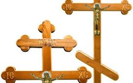 Ритуальные кресты в Спб