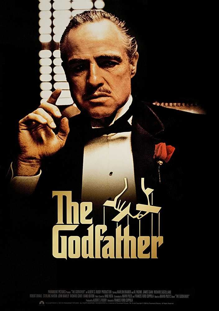 The Godfather 1972 Coppola Restoration (1080p Bluray x265 HEVC 10bit