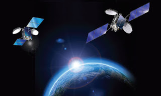 Cara Tracking Satelit Vinasat 1 at 132.0°E Dengan Dish Solid 6 Feet