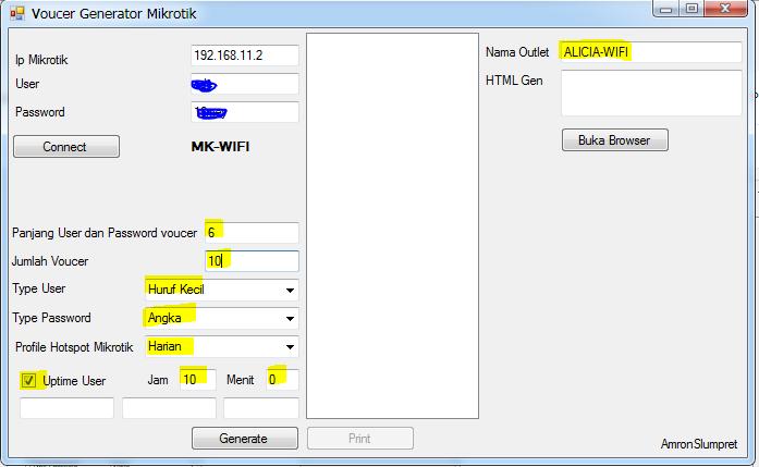 Mikrotik Voucher Generator v1 0 - CyberCrew-newbie