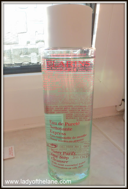 Clarins Water Purify One-Step With Mint