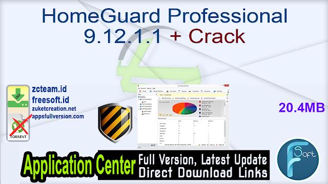 HomeGuard Professional 9.12.1.1 + Crack_ ZcTeam.id