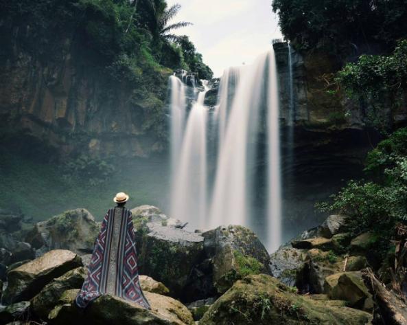 Curug luhur Surga tersembunyi Cianjur jawa barat
